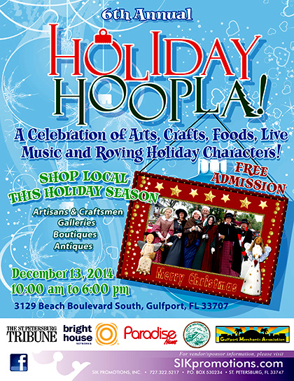 Holiday Hoopla!