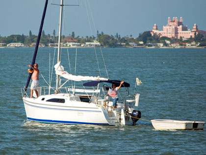 Gulfport is conveniently located to many other destinations in the area.