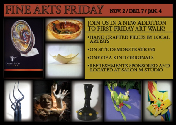 Fine Arts Friday in Gulfport, Florida