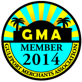 Gulfport Merchant's Association Member 2014